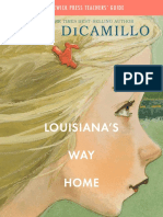 Louisiana's Way Home by Kate DiCamillo Teachers' Guide