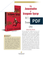 The Assassination of Brangwain Spurge Discussion Guide