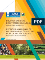 Política nacional de diversidad biológica.pdf