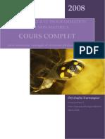 Algorithme et Programmation (Pour non matheux) - C.Darmengeat - 2008.pdf