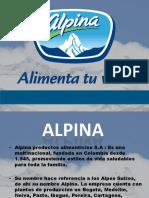 Historia de Alpina