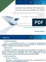 Slides - Defesa Do TCC - Henrique Cavalcanti
