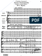 Gounod - Messe Solennelle - Vocal Score & Organ.pdf