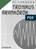 Kovács Csongor - Elektronikus Aramkorok