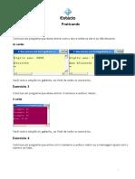 exercicios de piasdpf