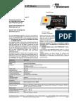 En Data Sheet 1258
