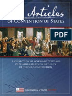 The Articles of Convention of States