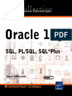 Oracle 11g - SQL, Plsql, Sqlplus