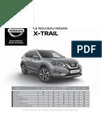 Tds Nissan Xtrail Befr