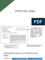 Fenotipos Del Asma 123