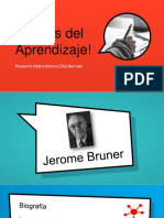 Jerome Brunner .- La mejor presentación
