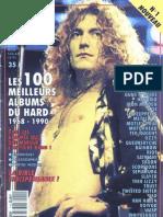 Les 100 Meilleurs Albums de Hard Rock