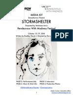 Stormshelter Media Kit