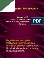 2. Mekanisme Hemostasis & Koagulasi (Prof. dr. Mansyur Arif, Ph.D, Sp.PK(K)).ppt