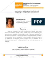2011. Palop. B. Las TIC en los juegos infantiles educativos.pdf