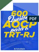 600 Questoes AOCP