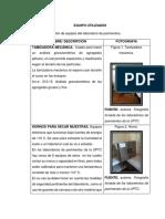 Laboratorio No. 1 Reconocimiento de Equipos (Materiales Para Ingenieria)