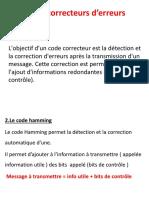 Code Correcteur D_erreurs