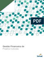 Gestão Financeira de projetos culturais