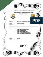 Realidad de La Pobreza en El Peru Causas y Efectos