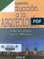 Introducción a la Arqueología - Jaime Litvak (2000)