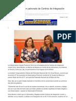 09-10-2017-Firma acuerdo con patronato de Centros de Integración Juvenil - Canal Sonora