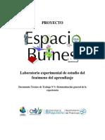 Sistematización Proyecto Espacio Bulnes. Cormuval-UPLA