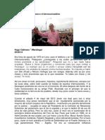 Javier Diez Canseco El Internacionalista