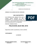 Asociacion Agropecuaria San Juan Bautista Sector Chiripamapa