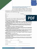 Formulário AUTORIZAÇÃO Uso de Imagem Consentimento 2016 V3 - Set16