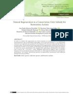 Caracterizao Florstica e Estrutural de Um Fragmento Florestal Na Regio Central Do Rio Grande Do Sul