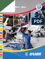 Unior Catalogo Es 2013