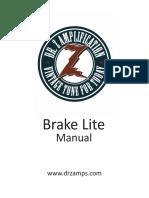 Brake Lite Manual Full 11-22-16