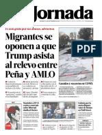 portada(4)La jornada DOMINGO 23 D e S ePTI eMBR e D e 2018