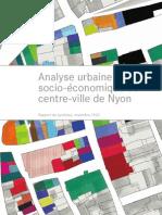 Analyse Urbaine _ Nyon