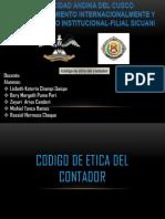 Atica Del Contador