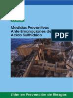 Medidas Preventivas Ante Emanaciones de Acido Sulfhidrico