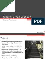 Corporate Presentation Agneya