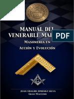 Manual de Venerable Maestro
