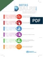 ESPANOL Poster a Global Target 2025