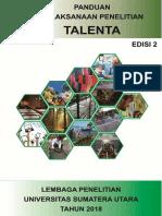 Panduan Talenta 2018 (Versi Word DOCX)