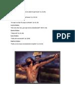 7 Palabra de Jesus en La Cruz