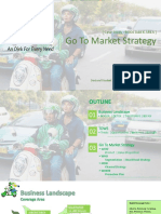 Marketing Strategy - Go-JEK