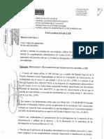 Exp[3367] Convalidación de Congelamiento Administrativo de Fondos