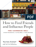 Wiley How to Feed Friends and Influence People
