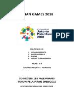 Asean Games 2018_terbaru