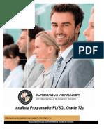 Curso Analista Programador Pl SQL Oracle