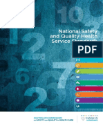 NSQHS Standards Sept 2012