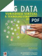 BIG DATA Yuridiksi Virtual & Teknologi Finansial (FinTech), Dr. DANRIVANTO BUDHIJANTO