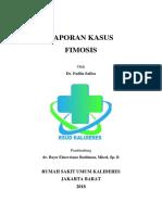 LAPORAN KASUS Fimosis .doc